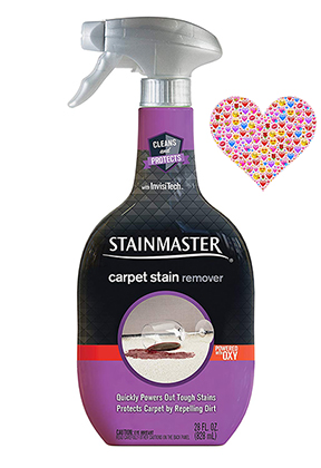 best carpet pretreatment